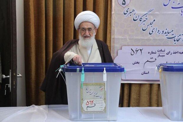 شرکت در انتخابات و انتخاب اصلح امری لازم و واجب است