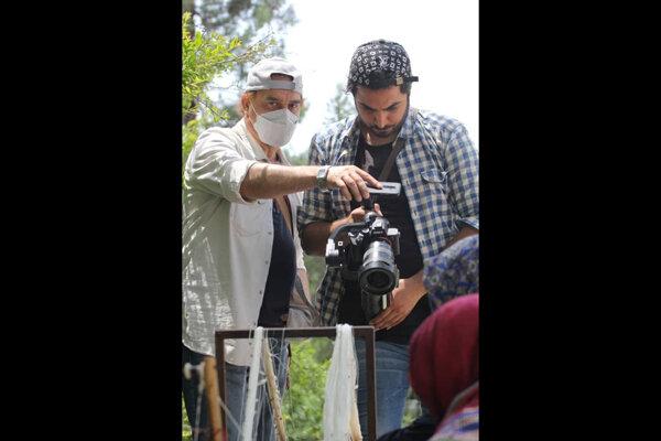 تصویربرداری «آماندا» در جاده ریلی ابریشم ادامه دارد
