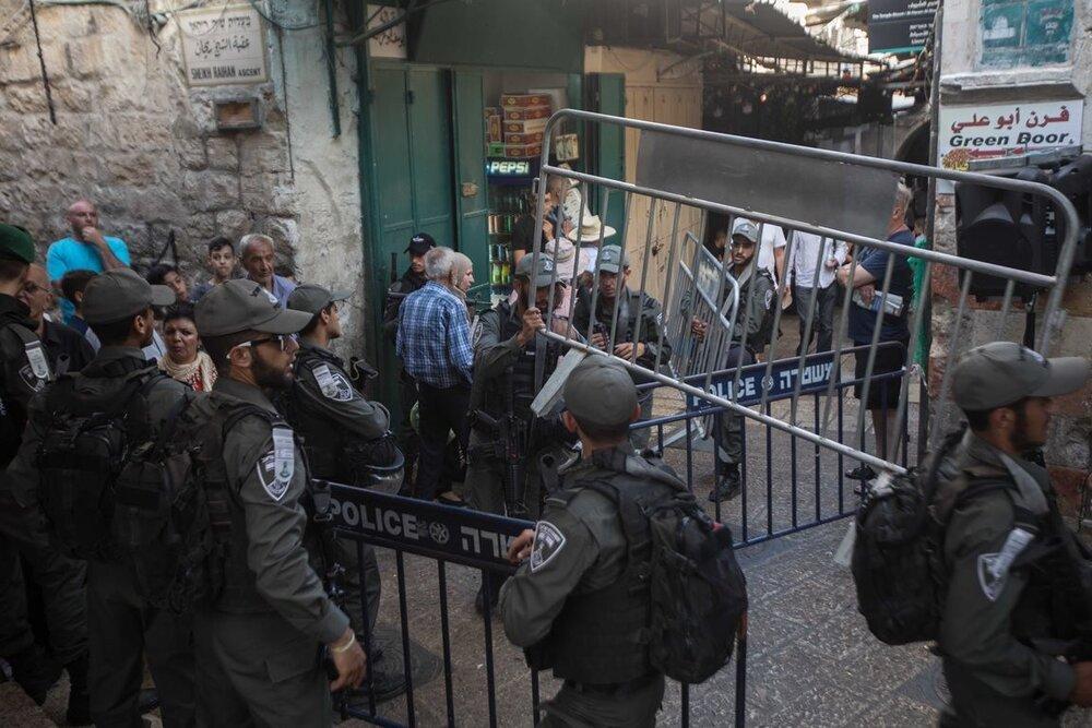 مسيرة الاعلام الاسرائيلية تجدد استعداد غزة للحرب