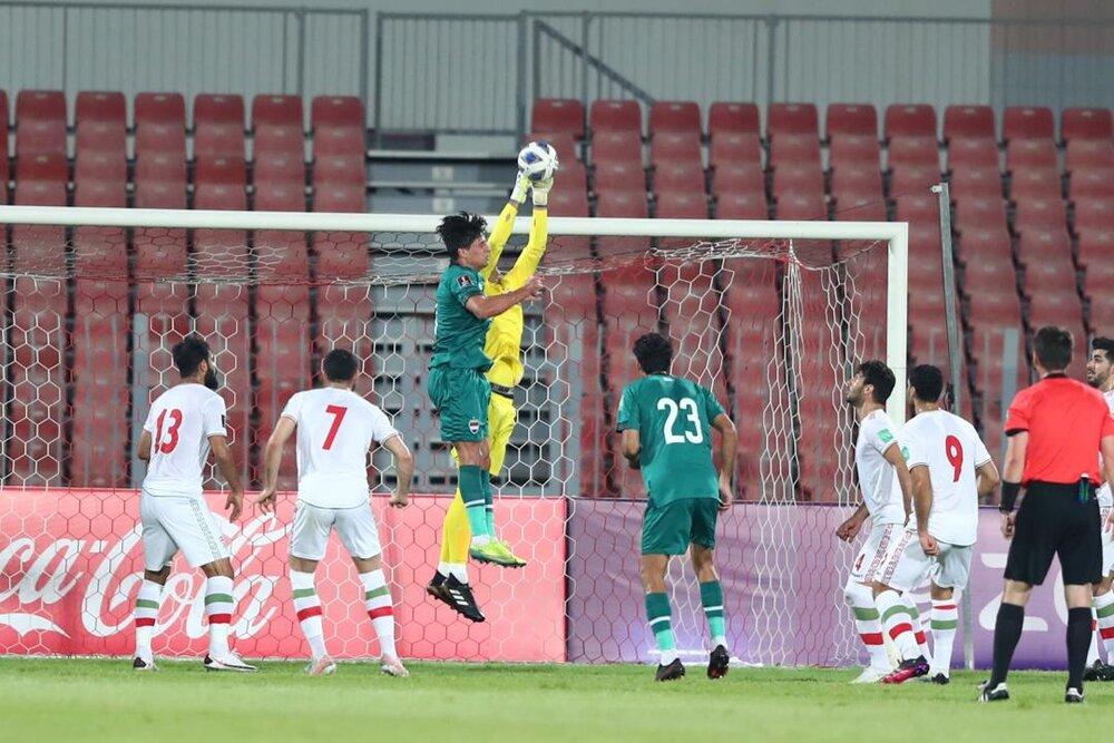 پایان ماموریت بزرگ با چهار پیروزی/ تیم ملی فوتبال ایران صعود کرد