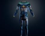 طرح اولیه هوشمندانهترین لباس شنای دنیا رونمایی شد