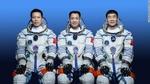 ۳ فضانورد چینی به مدار زمین می روند