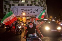 Tahran'da cumhurbaşkanlığı seçimleri heyecnı