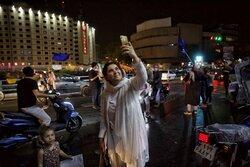 شور و حال انتخاباتی شبهای تهران