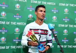 Cristiano Ronaldo, Juventus'tan ayrılacak mı?