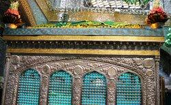 عشرہ کرامت میں مشہد مقدس کے شاندار مناظر