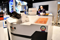 نمایشگاه محصولات دانش بنیان حوزه سیمولاتورهای پزشکی