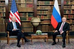 عکس رسانه ای بایدن و پوتین
