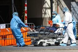 ABD'de 123 kişi daha COVID-19 nedeniyle yaşamını yitirdi