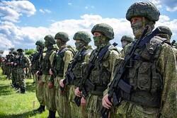 مانور نظامی مشترک روسیه و بلاروس آغاز شد