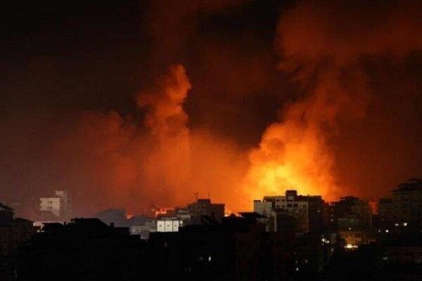 Israel breaks ceasefire by launching airstrikes on Gaza