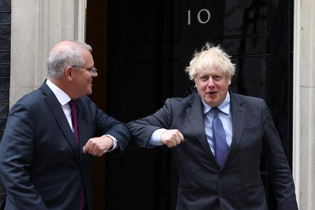 توافق تجاری پسابرگزیتی انگلیس با استرالیا