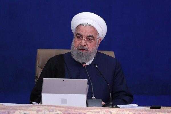 روحاني يرعى تدشين 50 ألف وحدة سكنية ونحو 120 مشروعا