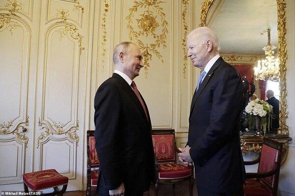 دُور اول مذاکرات پوتین و بایدن پایان یافت