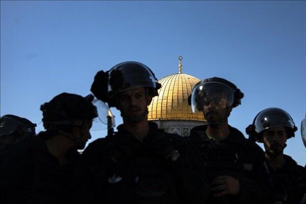 İsrail güçleri Filistinli aktivist Hanadi el-Halavani'yi gözaltına aldı