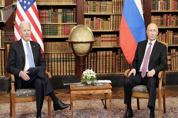 مرحله دوم مذاکرات پوتین و بایدن آغاز شد