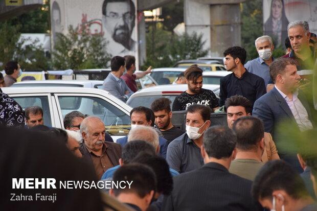 آخرین روز تبلیغات انتخابات 1400 در کرمانشاه