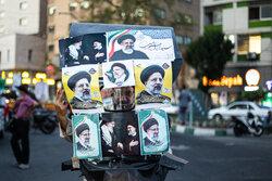 انتهاء فترة الدعاية الانتخابية لمرشحي الانتخابات الإيرانية