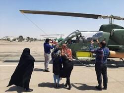 استقرار بالگردهای پایگاه چهارم هوانیروز اصفهان در ۲ استان مجاور برای اجرای انتخابات