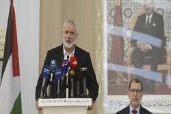 ملت فلسطین در برابر اقدامات قلدرمآبانه صهیونیستها ایستادگی میکند