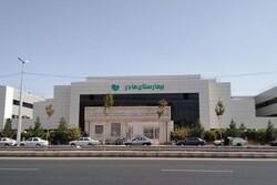 افتتاح بیمارستان «مادر» قم توسط رییس جمهور
