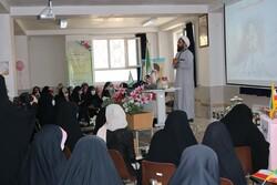 جشن بزرگ دختران رأی اولی در اصفهان برگزار شد