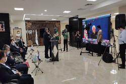 بیمارستان ٣٢٩ تختخوابی فیروزآبادی شهرری به بهرهبرداری رسید