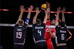 دیدار مشروط تیم ملی والیبال با آمریکا پیش از آغاز المپیک