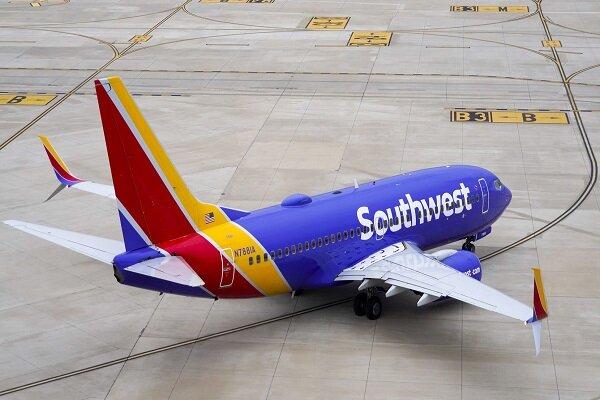 وب سایتهای شرکت های هواپیمایی آمریکا از دسترس خارج شدند
