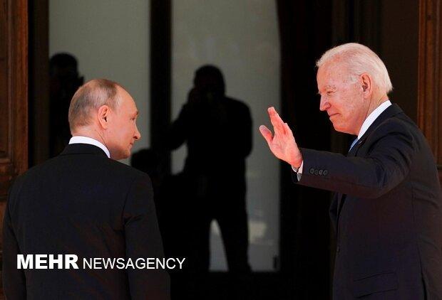 دیدار روسای جمهور روسیه و آمریکا