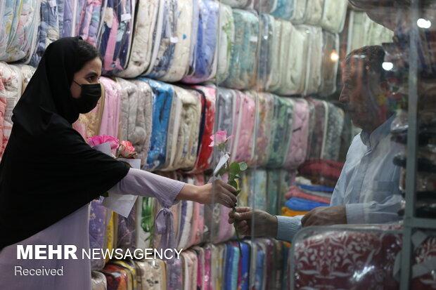 دعوت از مردم و بازاریان همدان برای حضور پرشور در انتخابات ۱۴۰۰