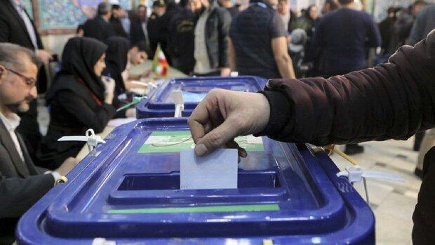 الانتخابات الايرانية هي ركن من اركان الديمقراطية / الحضور الجماهيري الواسع يرفع من مكانة ايران