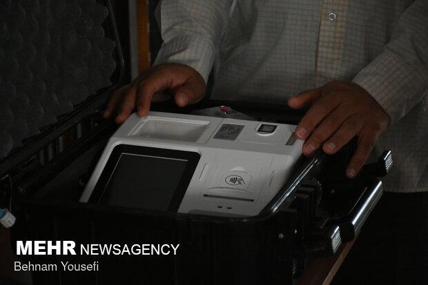 آماده سازی ٣۴۵صندوق الکترونیکی رأی در گرگان/۱۴۰ نامزد باقی ماندند