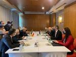 ظريف: استحالة إعادة التفاوض بشأن الاتفاق النووي/ العراقيل الأمريكية للاتفاق غير قانونية