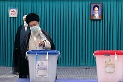 يوم الانتخابات هو يوم الشعب الإيراني/ الشعب هو من سيقرر مستقبل البلاد للسنوات المقبلة