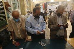 ایران میں انتخابات کا جشن/ ووٹنگ کے ابتدائي دقائق