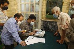 حضور مردم البرز از دقایق اول رأیگیری در پای صندوقهای رأی
