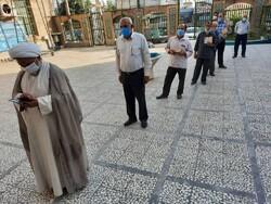 تصاویری از حماسه حضور در مازندران