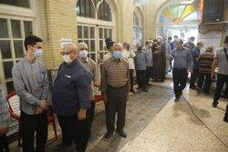 حضور پرشور مردم استان تهران در انتخابات