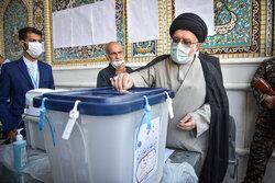 برگزاری انتخابات با امنیت پایدار و مداوم در فارس