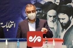 صحبتهای علیرضا زاکانی بعد از شرکت در انتخابات