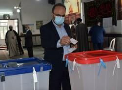 ۲۱۸ شعبه اخذ رأی در نجف آباد فعال شده است