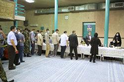 حسینیہ جماران میں ووٹنگ اور جشن انتخابات کا سلسلہ جاری