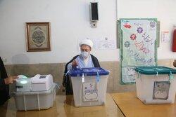 شرکت آیت الله سبحانی در انتخابات