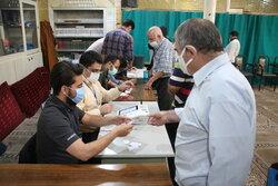 مشارکت گسترده مردم لرستان در انتخابات
