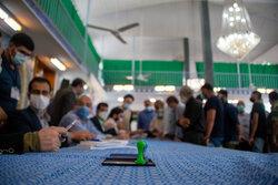 حضور پرشور کوهدشتیها در انتخابات ۱۴۰۰