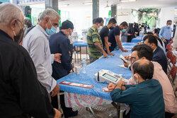 استقبال پرشور بیرجندی ها از انتخابات/افزایش کارت های الکترونیک
