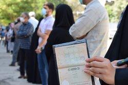 جشن انتخابات - کرمانشاه