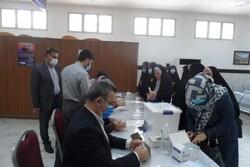 مشارکت ایرانیان مقیم عراق در انتخابات ۱۴۰۰