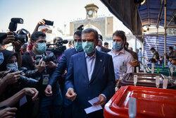 حضور محسن رضایی در انتخابات ۱۴۰۰
